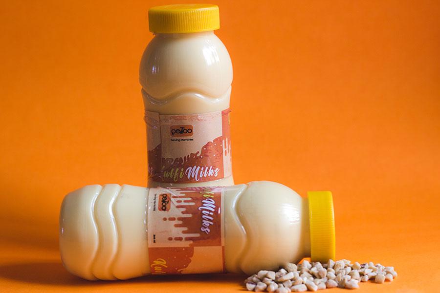 Kulfi Ki Kiss Milkshake