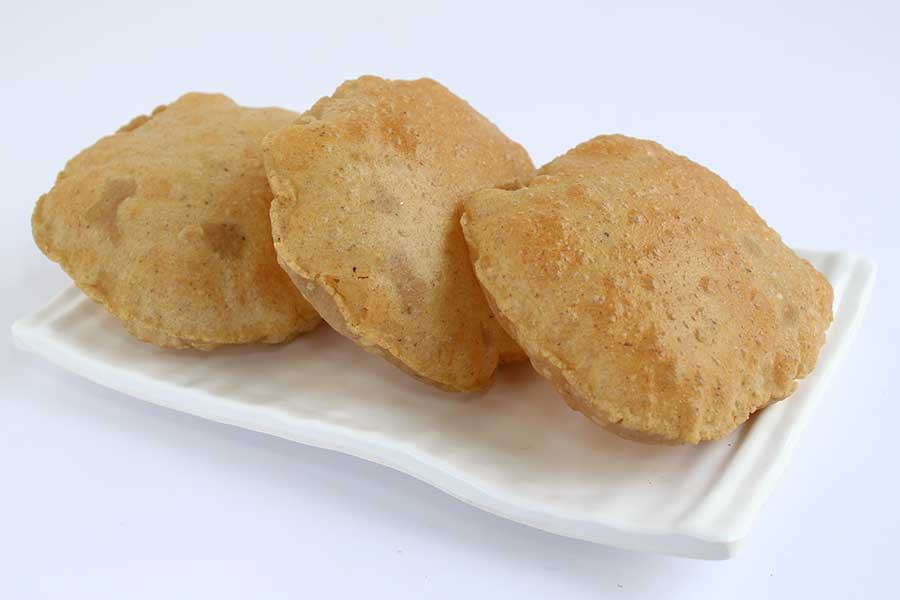 Stuffed Poori (1pcs)